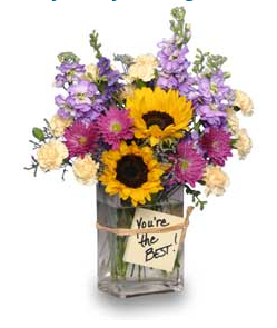Sending Thank You Flowers