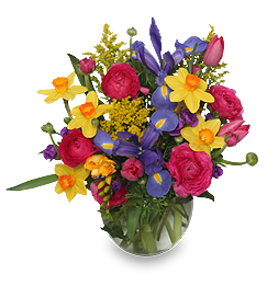 Fresh spring marketing ideas for florists spring flower arrangement mightylinksfo