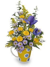 Thank You Flower Mug