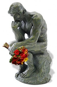 Thinker - Thinking About Floral Design