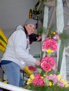Heather's Flowers Florist At Tournament of Roses