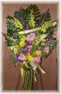 Bouquet Funeral Flowers