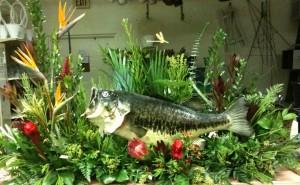 Fisherman Funeral Flowers