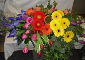 Gardening Funeral Flowers - For Gardeners