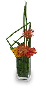 High Style Flower Arrangement