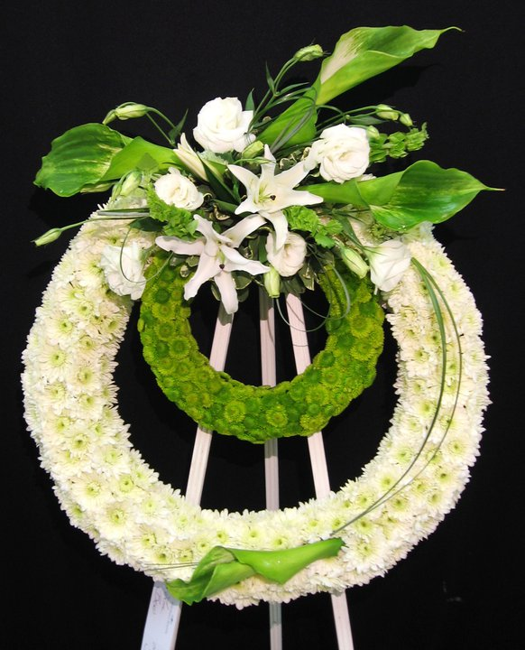 Creative Funeral Flowers