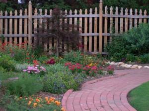 Jamie's Outdoor Garden
