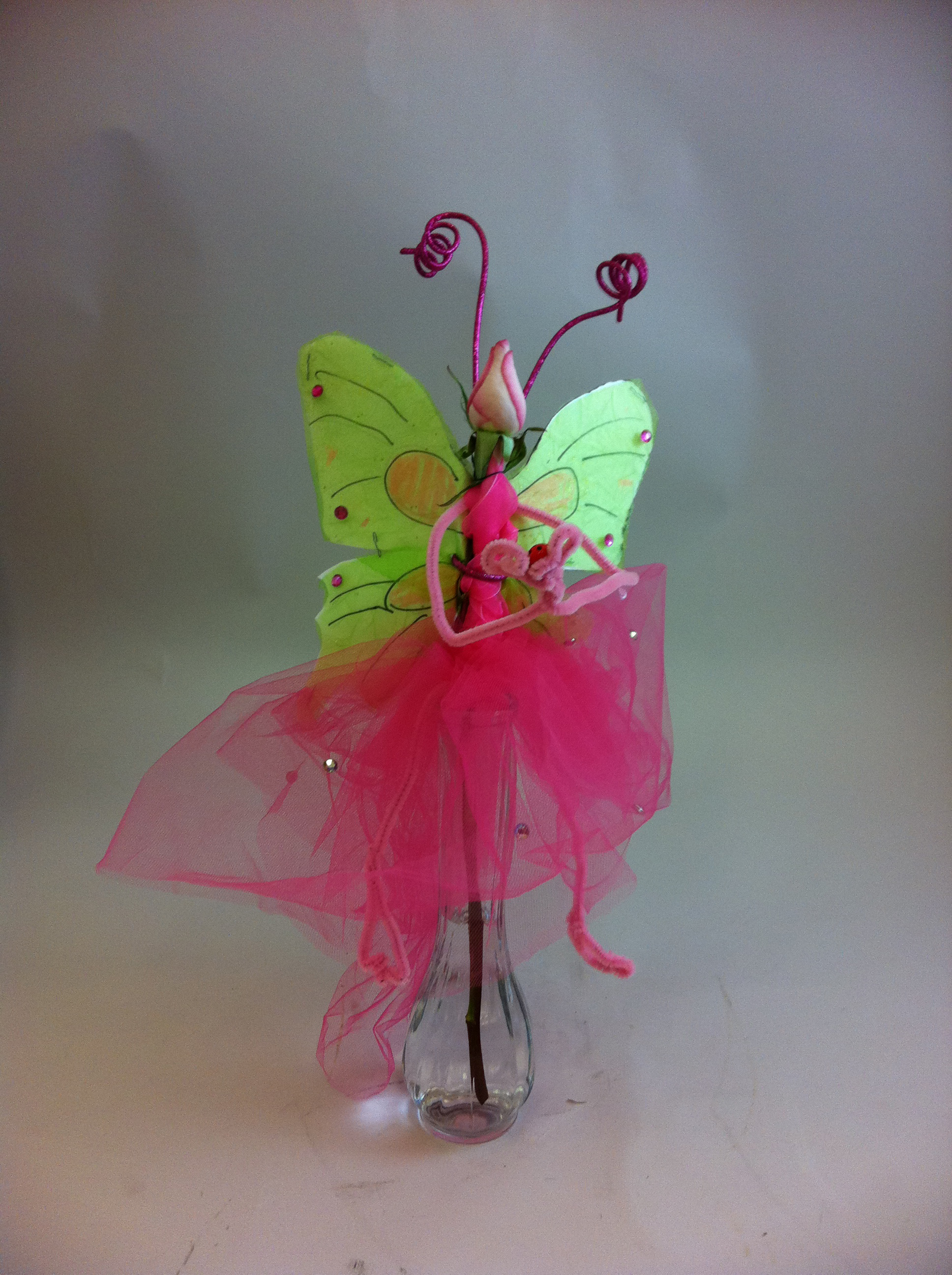 Kids love flowers too send a surprise with personalized flowers fairy flowers mightylinksfo