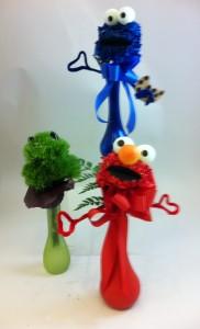 Little Monsters - Flowers For Kids