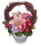 Lily Easter Basket
