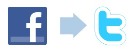 Combining Facebook and Twitter