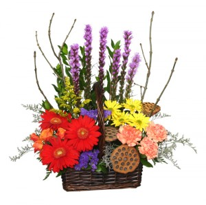 June Flower Arrangement of the Month