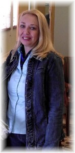 Sandra Hooper of MaryJane's Flowers