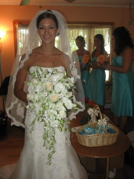 Royal Wedding Bouquet Winner