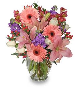 Flower Arrangement Example