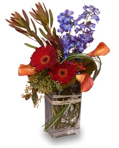 Fisherman Flowers for Father's Day