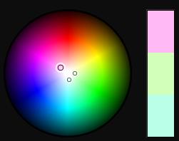 Light Pink Split