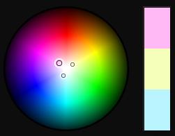 Light Pink Triad