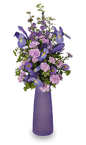 Lyrical Lavender - Featuring Larkspur