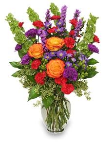 Favorite Summer Flowers For August