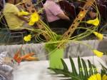 Unique Yellow Flower Designs - Calla Lily