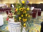 Yellow Flower Arrangement - Sunflower Spray