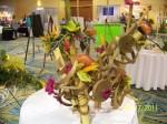 Unique Floral Designs at Texas State Florist Convention