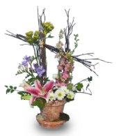 Garden Trellis Arrangement