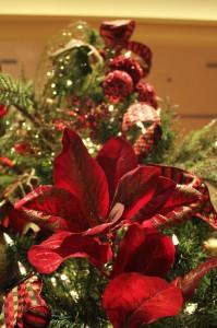 Christmas Tree Flowers