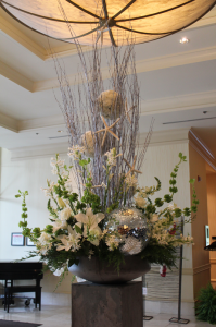 Tennessee State Florist Convention Entry Way Design