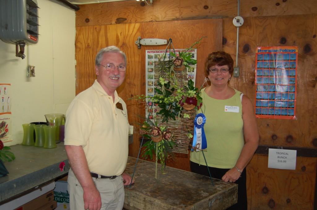 Bonnett's Flower Competition - Anything Goes Winner