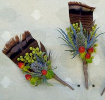 Boutonniere Trends For Fall