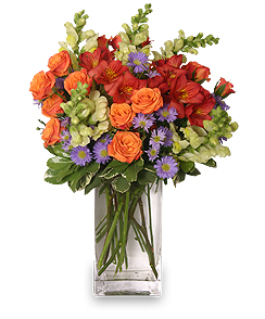 September Flower Arrangement
