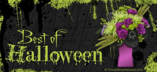 Best Halloween Flowers