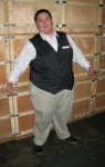Kyle from Order Transfer is Chaz Bono from Dancing With The Stars