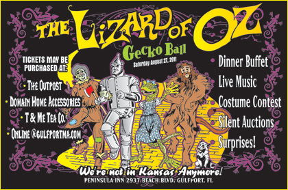 Lizard of Oz - Gecko Fest 2011