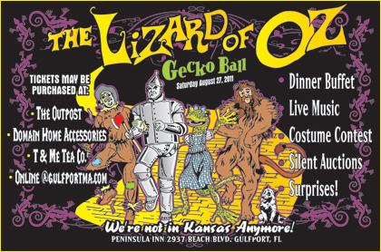 Lizard of Oz - Gecko Fest 2011