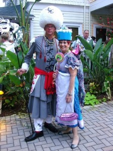 Costumes from the Lizard of Oz in Gulfport FL