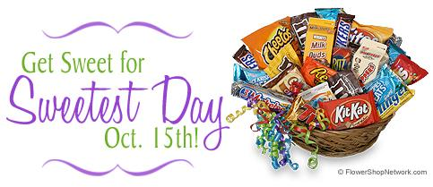Sweetest Day Is October 15th!