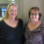 Jackie (Office Admin) and Jamie (Web Services)