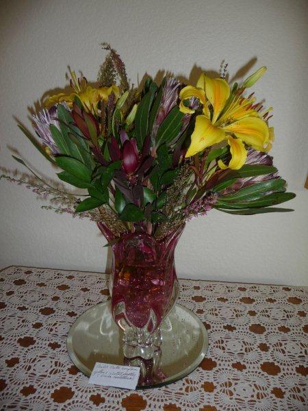 Flower Arrangement Identification