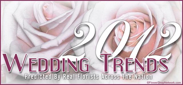 2012 Wedding Trends