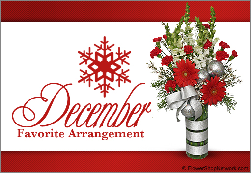December Favorite Arrangement