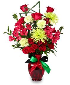 Flowers For Kwanzaa