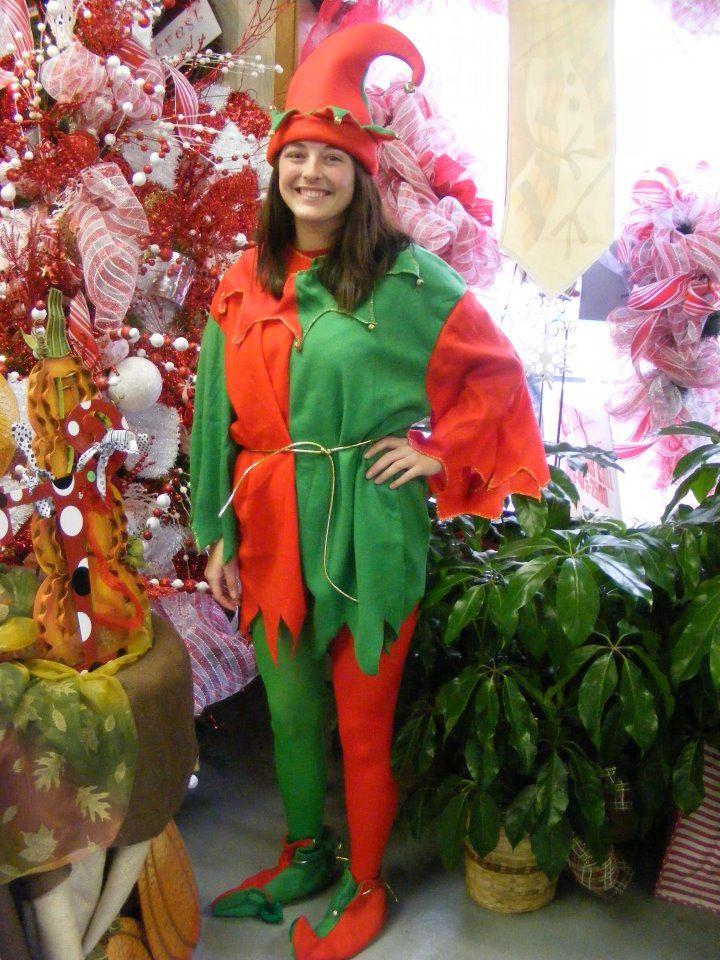 Lepanto Flower Shop Elf