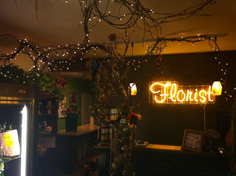 The Holiday Hotspot Your Local Flower Shop