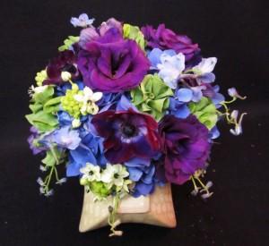 Unique Flowers Wedding Bouquet
