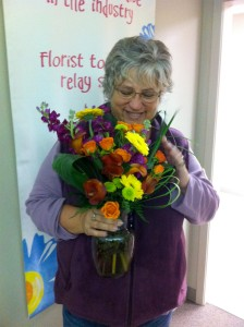 Flowers From Local Florist