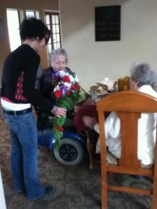 Local Florist Pays It Forward