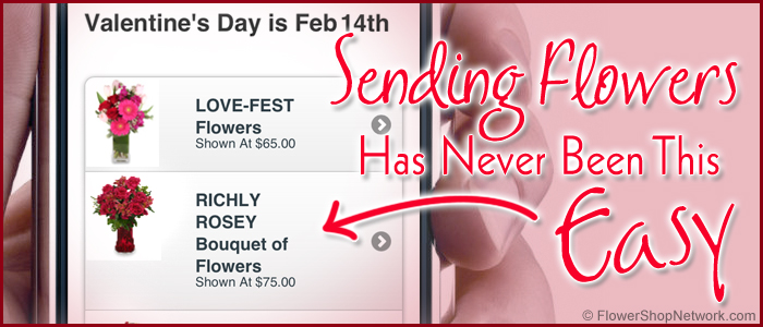 Shop Mobile This Valentines Day